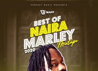 DJ Maff - Best Of Naira Marley 2020 Mixtape