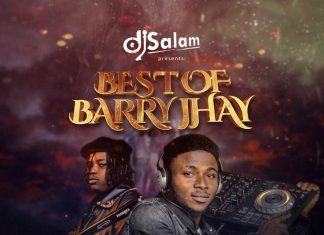 Best Of Barry Jhay Mix (Barry Jhay Mp3 Songs DJ Mixtape)