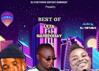 DJ Virtous – Best Of Lyta & Barry Jhay Mix 2020