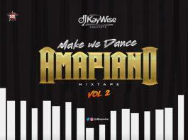 DJ Kaywise Non Stop Amapiano Dance Mixtape 2021